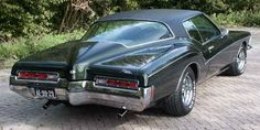 "1972 Buick Riviera ""Boattail"" Sport Coupe"
