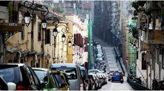 Macau... so European