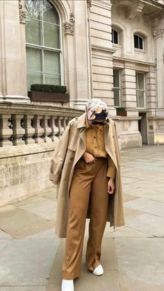 Modern Hijab Fashion, Muslim Fashion, Modest Fashion, Aesthetic Fashion, Work Fashion, Aesthetic Clothes, Office Outfits Women, Retro Outfits, Cute Casual Outfits