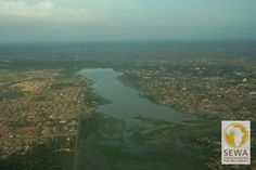 Water Reservoir in Ouagadougou, Burkina Faso | solar-afrika.de