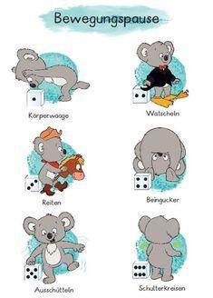 Zaubereinmaleins - DesignBlog Kids Attractions, Les Continents, German Language, Fun Activities For Kids, Children's Literature, Classroom Management, Homeschool, Sports, Activities