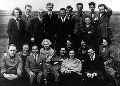 The Frankfurt School were a group of Marxist Jewish intellectuals at Frankfurt University in the 1920-1930's. (They emigrated to NYC after Hitler came to power.) They includedMax Horkheimer,Theodor W. Adorno, Herbert Marcuse &Erich Fromm, and were responsible for the