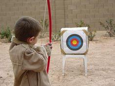Archery Games for Children http://www.livestrong.com/article/210429-archery-games-for-children/