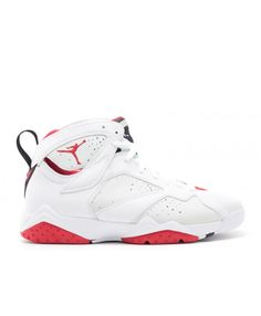 promo code c3cf6 3b88f Air Jordan 7 Retro Hare White True Red Light Slvr Trmln 304775 125 Jordans  For Men