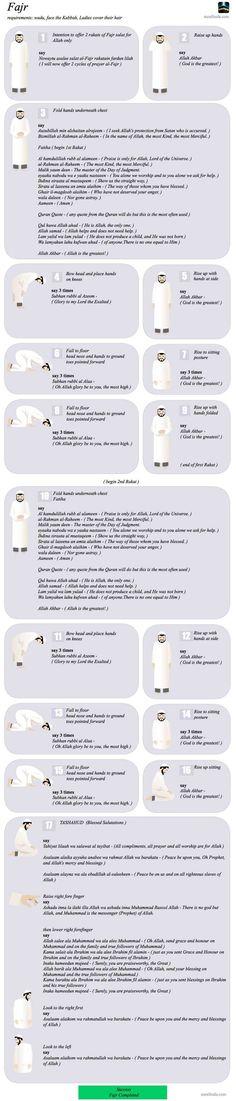 Fajr Salah (Namaz) info in depth .http://www.islamic-web.com/namaz-salat/how-to-offer-salat/