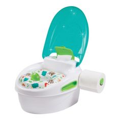 Summer Infant® Step-By-Step® Potty - Teal  found at @JCPenney