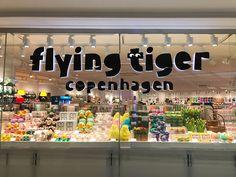 Danish design store Flying Tiger to open second store in Edinburgh Tiger Shop, Tiger Roaring, Flying Tiger Copenhagen, Tiger Love, Danish Design Store, Onitsuka Tiger, Tiger Woods, Love To Shop, Livingston