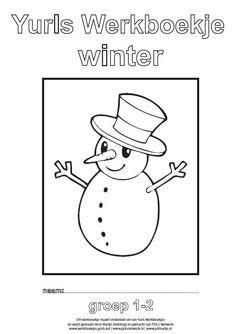 Yurls werkboekje winter