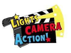 Casting Call Friday: Actors Wanted (Male & Female) Actor Aged 45 - 50 Years, Rush Call for today Lights Camera Action, Light Camera, Star Clipart, Public Television, Radio Personality, Best Artist, Female Artist, It Cast, Clip Art