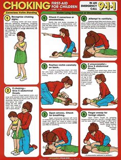 CPR emergency chart - Google Search