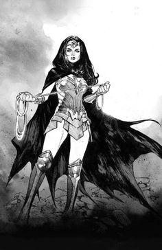 Wonder Woman - Olivier Coipel