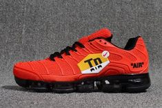 0e0bcb4897cf Mens Nike Air Max Plus Tn Ultra October Red Red Yellow White 898015 600  Running Shoes