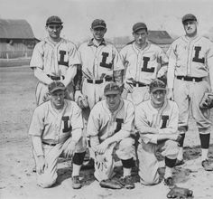 Louisville Colonels at Parkway Field, Louisville, Kentucky, 1942. :: Herald-Post Collection