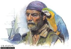 barbados pirate history   . Captain Charles Vane was born in 1680, and was an English pirate ...