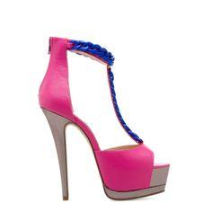 Debrianna Platform Sandal