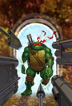 TMNT - Michael Dooney