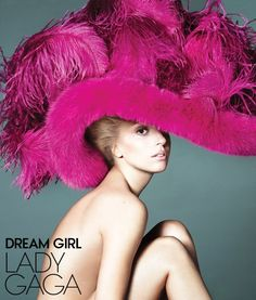 Lady Gaga Vogue september issue 2012