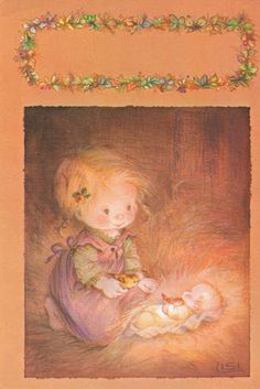 My Lisi Martin's cards - Part 2 - Christmas (People, Santas, Angels). Always looking for new ones.
