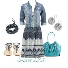 """Cami Dress"" by smores1165 on Polyvore"