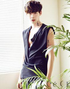 2014.05, CeCi, Lee Jong Suk