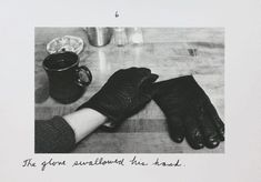 The pleasures of the glove, printed later) by Duane Michals :: The Collection :: Art Gallery NSW A Level Photography, Artistic Photography, Poetry Photography, Duane Michals, Photo Sequence, Francesca Woodman, Cecil Beaton, Multiple Exposure, Man Ray
