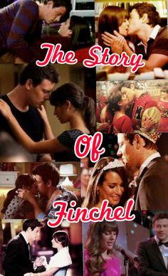 The Story Of Finchel - Finn & Rachel Fan Art (34288799) - Fanpop