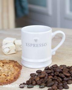 Bastion Espresso White/little heart Titane | Bastion Collections | Valeurhome