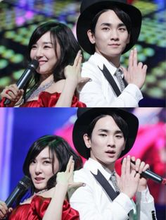 SHINee Key SNSD Tiffany