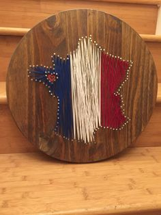 Country String Art: France