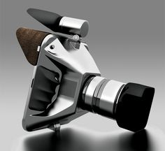 The answer seems to be: cork + square lens hood.