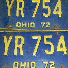 One of our best plates just listed. Com visit us at RFS13 eBay Auctions today place your bid to win.