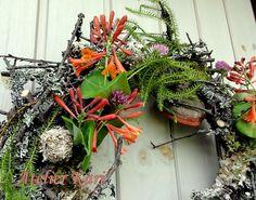 Atelier Kari naturdekorasjoner og kranser: Vilt og vakkert!