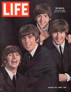 Life Magazine's covers have become iconic. The magazine celebrates its 77th birthday next month. Have a look back at Life's most iconic covers. The August 28, 1964 issue featured a picture of The Beatles, with the caption,