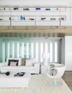 Housing in Almuñecar by Susanna Cots Interior Design. Photos by Mauricio Fuertes.