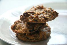 Een healthy variant op de worteltjestaart, deze skinny carrotcake koekjes!