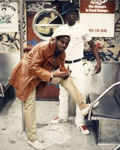 View NUMBER 2 TRAIN by Jamel Shabazz on artnet. Browse upcoming and past auction lots by Jamel Shabazz. 80s Hip Hop, Hip Hop Art, New York Subway, Nyc Subway, Hip Hop Fashion, 80s Fashion, Urban Fashion, B Boy Stance, Jamel Shabazz