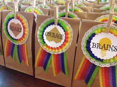 Wizard of Oz - Rainbow Birthday Party Ideas | Photo 42 of 52 | Catch My Party