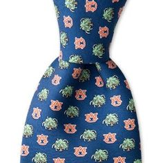 Wear this tie the most.  War Eagle!  #vineyardvines