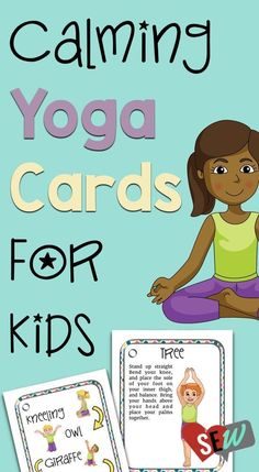Yoga can be a great coping tool to teach students. You can use it during counseling sessions, in the classroom, or as part of mindful moments. Elementary School Counseling, School Social Work, School Counselor, Elementary Schools, Preschool Education, Physical Education, Preschool Activities, Social Emotional Activities, Counseling Activities