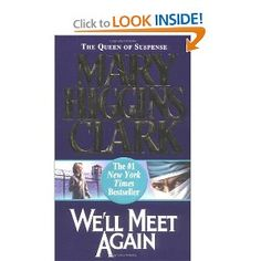 We'll Meet Again: Mary Higgins Clark: read it, liked it
