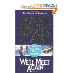 We'll Meet Again: Mary Higgins Clark: read it, liked it