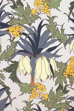 'Friti' wallpaper by Abigail Borg - Wallpaper Ideas & Designs (houseandgarden.co.uk)