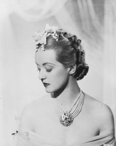 Bette Davis - 1938 - 'Jezebel'