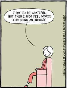Grateful Cartoon