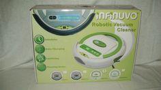 Infinuvo QQ-2 Plus CleanMate Robotic Vacuum Cleaner, White w/ Remote & Scheduler #Infinuvo