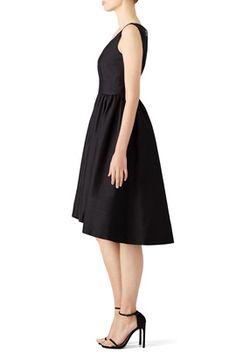 Black Heritage Dress by kate spade new york