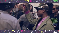 Billionaire Boys Club EU launch of Spring Summer 14 at SEEK Berlin featuring interview with Pharrell Williams. Directed by Rollo Jackson htt...