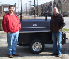 David D. And Mike Picked Up The New Tucker Cooker Here In The Barbecue Capital Of The World Memphis TN. Which Is Where Tucker Cookers Are Built