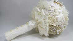 BOUQUeT WeDDING - MADERIA Collection - IVORY French Vintage Lace - featured on blog.marymarryme.com {We do custom orders!}