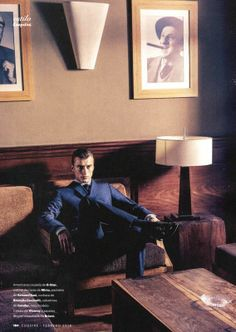 Sly Movie Villain Editorials - The Clement vs The Joker Fashion Story Pays Tribute to Batman's (GALLERY)